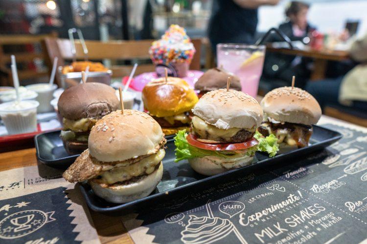 HAMBURGUINHO MOEMA – Agora com rodízio de hambúrguer!