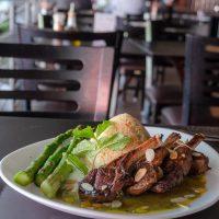 AMANI – Um restaurante árabe dentro do estádio!