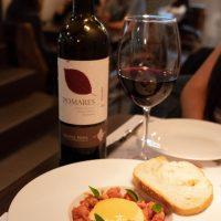 VINO! – Muitas taças de vinho com ótimos pratos!