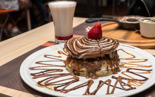 CHOCOLATE SARAYI - Sobremesas com muito chocolate belga!
