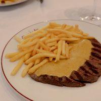 L'ENTRECÔTE DE PARIS – Um prato inesquecível!