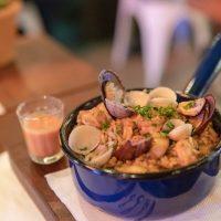 GAVIOTO –  Ótimo restaurante no Lar Mar!