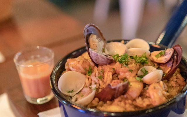 GAVIOTO -  Ótimo restaurante no Lar Mar!