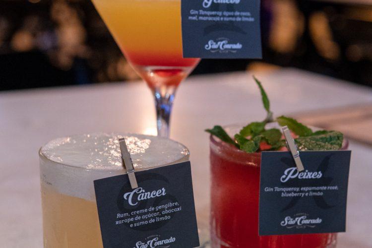 BOTECO SÃO CONRADO – Agora com drinks do zodíaco!