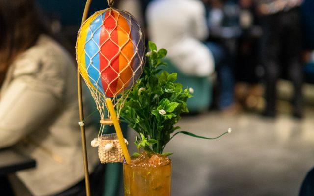 CAULÍ BAR - Os drinks mais criativos!