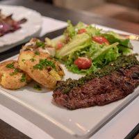 EL CARBÓN – Técnicas de carvão em restaurante Mediterrâneo