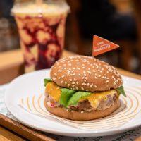 HAREBURGER – Restaurante vegetariano com várias opções!