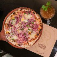 FIRMINA PINHEIROS – Nova casa com pratos e pizzas!