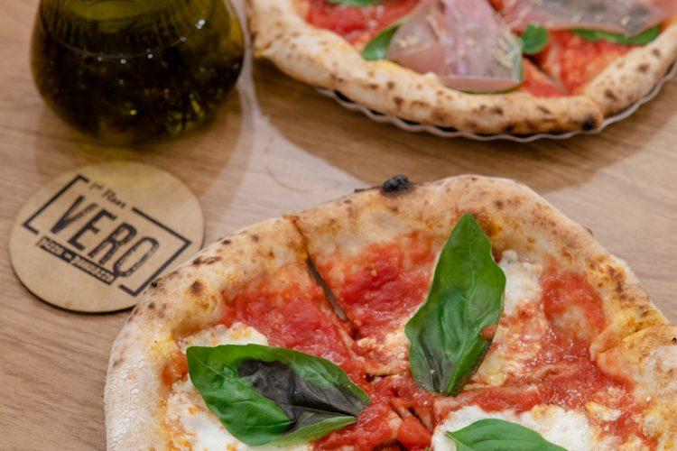 VERO PIZZA & PANUOZZO – Pizzas napoletanas na Oscar Freire!