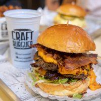 CRAFT BURGER – Nova hamburgueria no Higienópolis!