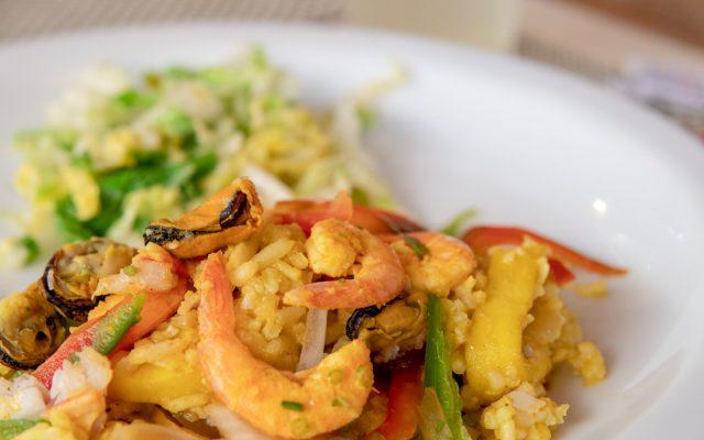 MOEMA NATURAL -  Buffet com deliciosas comidas naturais para o almoço!