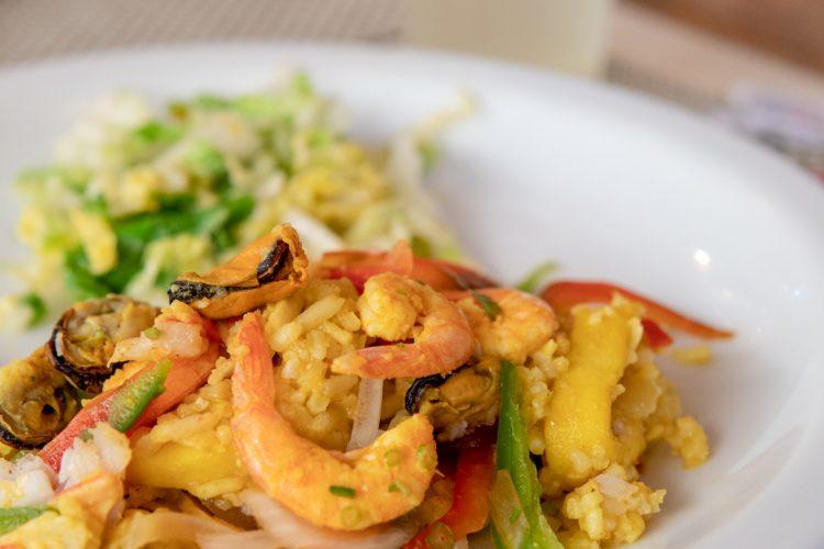 MOEMA NATURAL –  Buffet com deliciosas comidas naturais para o almoço!