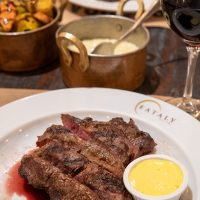 BISTECCA – O restaurante de carnes dentro do Eataly!