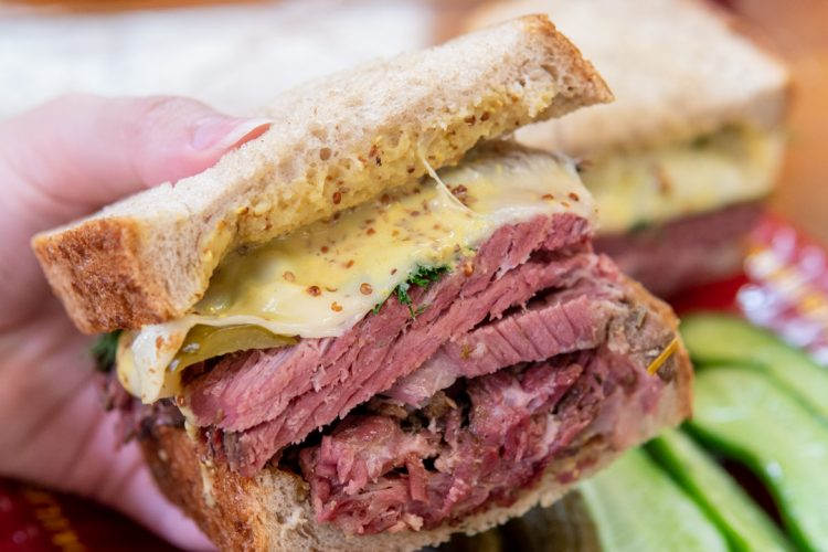 O REI DO PASTRAMI – Muito pastrami no Mercado Municipal!