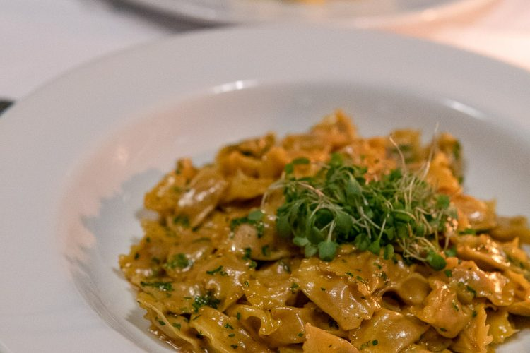 SUPRA DI MAURO MAIA – Um italiano charmoso no Itaim!