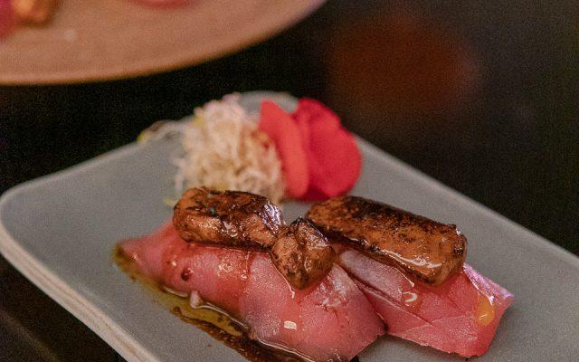 NOMA SUSHI - Restaurante japonês com um ambiente incrível!