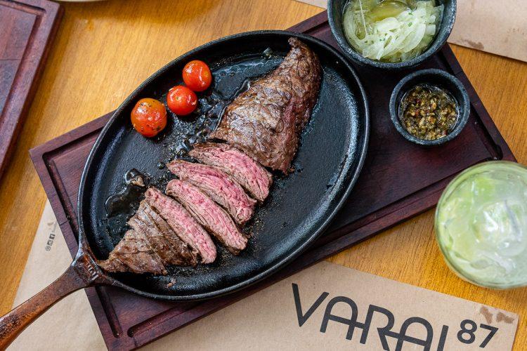 VARAL 87 – Carnes maravilhosas em um ambiente perfeito!
