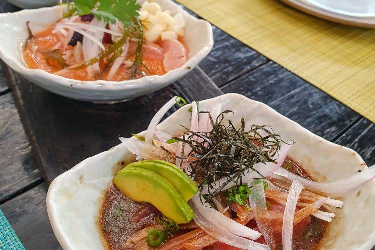 LA MAR CEBICHERIA – Uma deliciosa cebicheria em Lima!