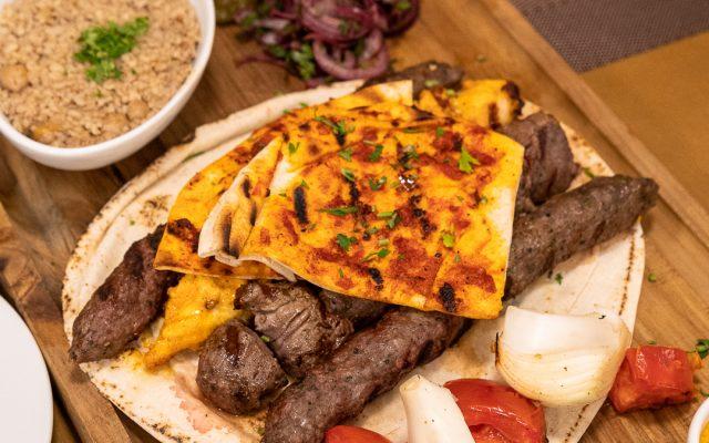 ALYAH - Um restaurante árabe que você precisa conhecer!
