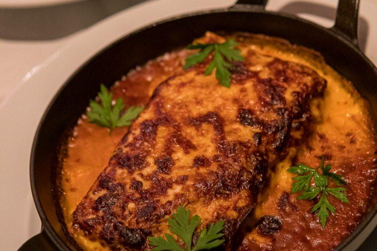 COSÌ – Restaurante charmoso e com opções deliciosas no centro!